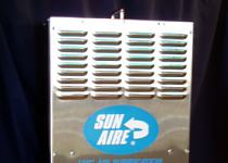 Partial view of Sun Aire Commercial Air Purifier